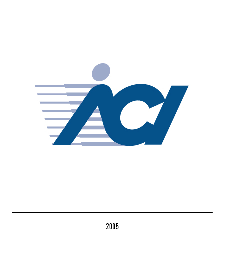 The aci logo history and evolution for Cross country motor club phone number