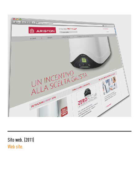 Ariston - Sito web