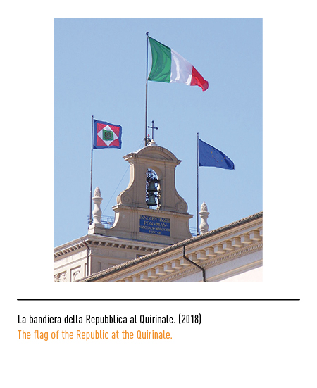 Bandiera Italiana Quirinale