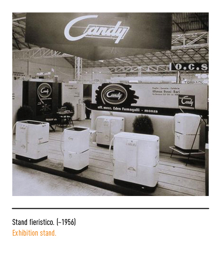 Candy - Stand fieristico