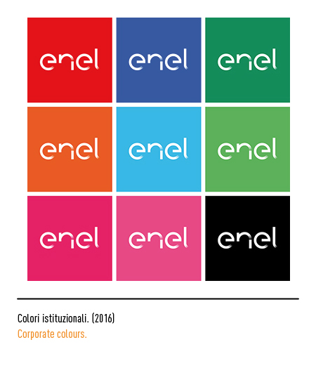 the enel logo history and evolution