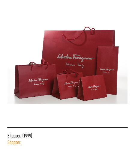 Ferragamo - Shopper