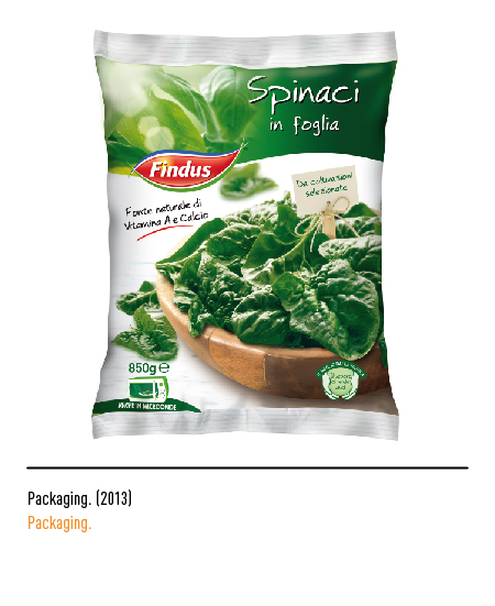 Findus - Packaging