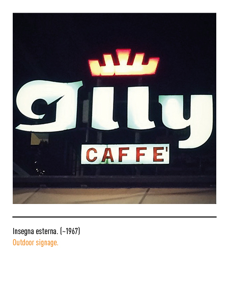 Illy - Insegna