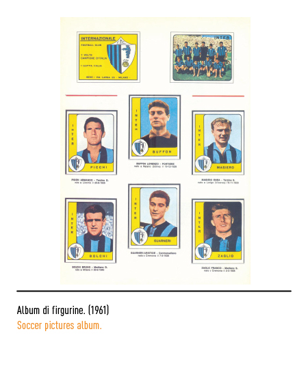 Album figurine Inter