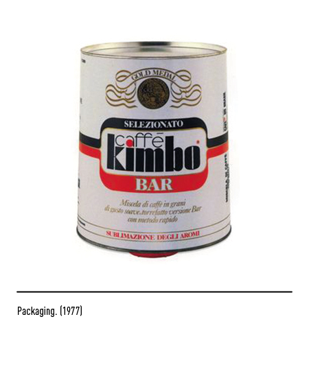 Kimbo - Packaging