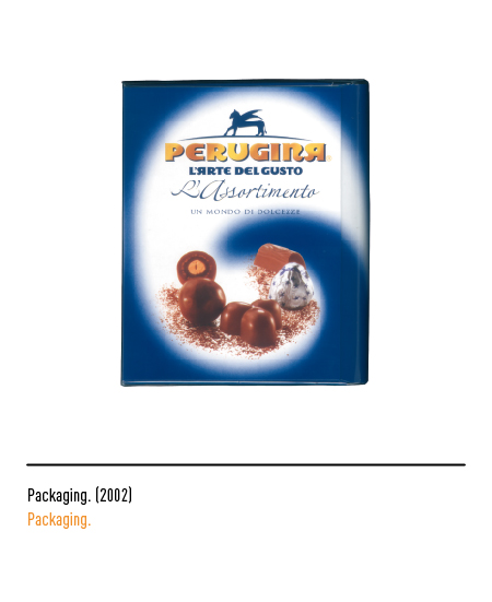 Perugina - Packaging