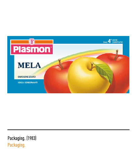 Plasmon - Packaging 1983