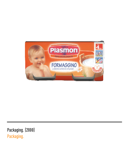 Plasmon - Packaging 2000