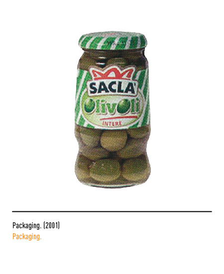 Saclà - Packaging