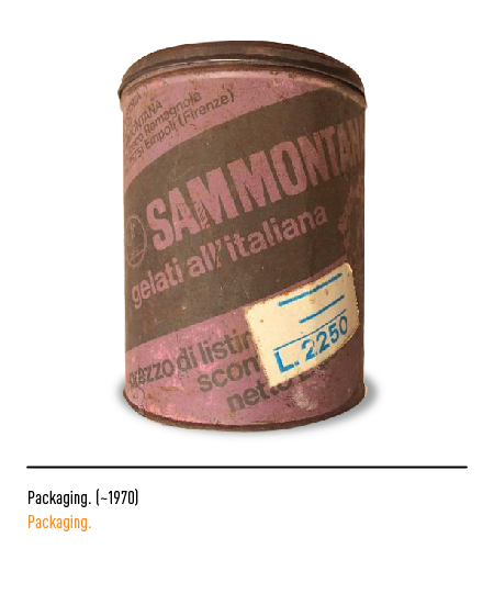 Packaging Sammontana