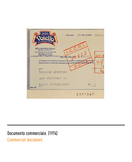 Voiello - Documento