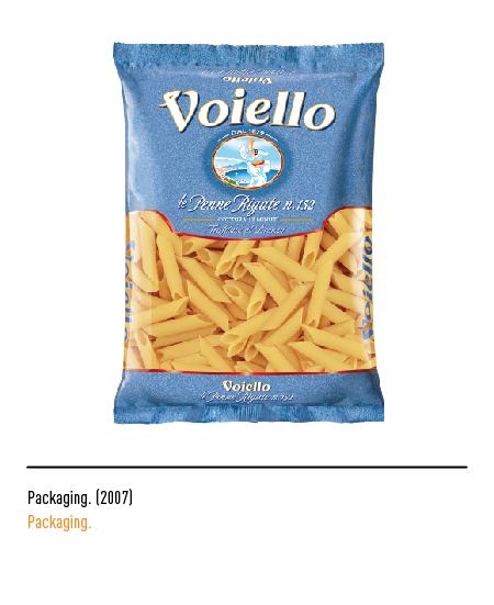 Voiello - Packaging