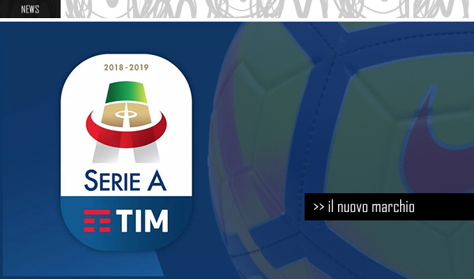 Marchio Serie A Tim 2018